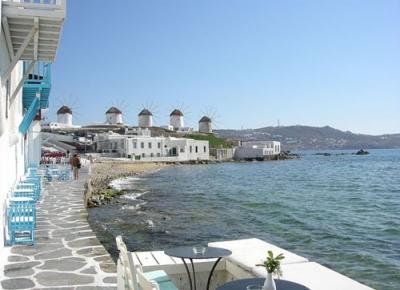 Ghid turistic Mykonos