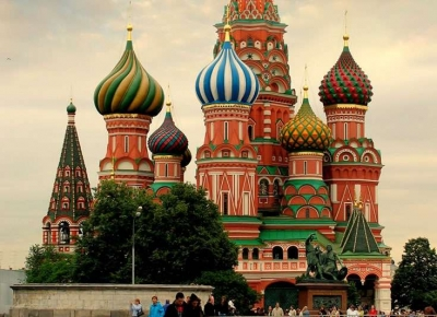 Paste Rusia