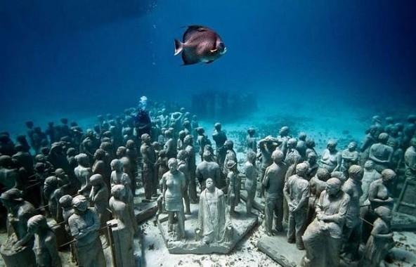 Obiective turistice Mexic Cancun 3