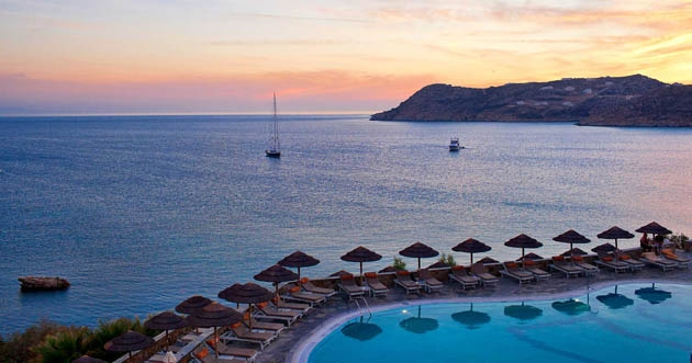 Myconian Imperial Hotel & Thalasso Center 4