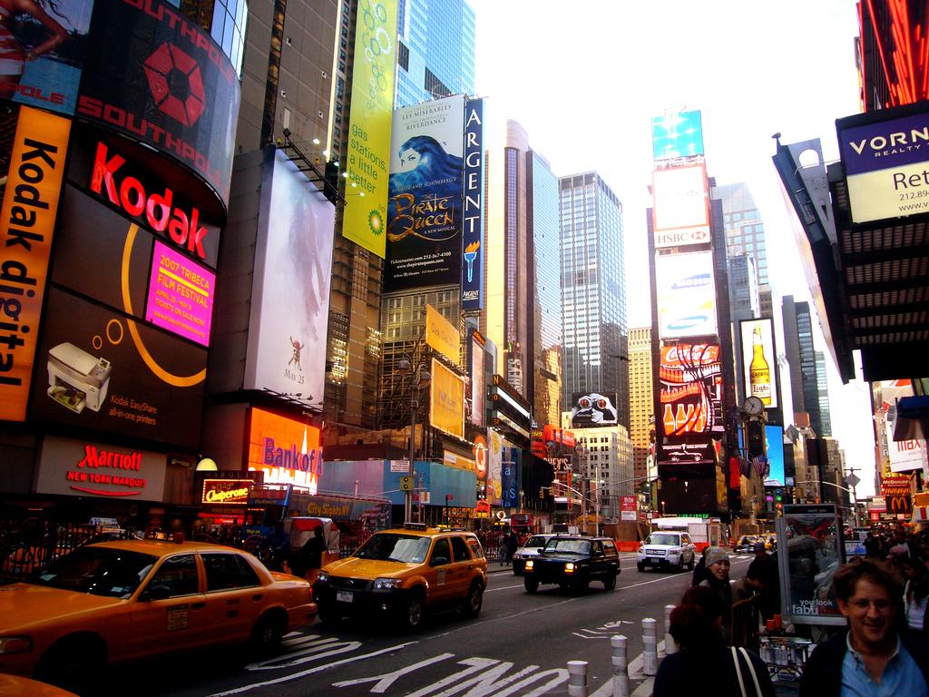 New york paste 1 mai