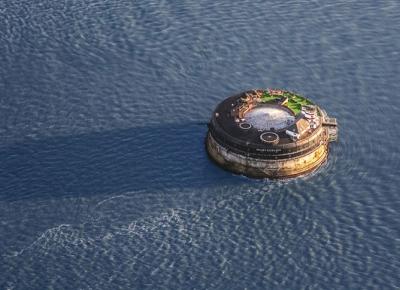 Fortul Nimanui: Cel mai deosebit loc de cazare din Marea Britanie