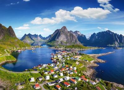 Circuit Scandinavia - Norvegia Cercul Polar - Capul Nord - Laponia