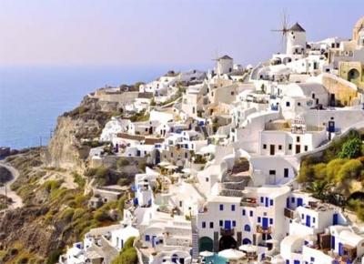Atractii turistice Santorini