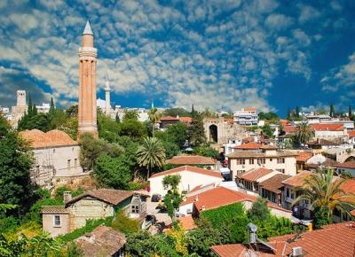 Ghid turistic Antalya