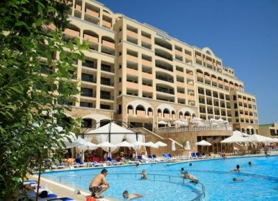 Hotel Sol Nessebar Palace