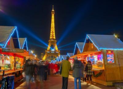PIATA de Craciun Paris