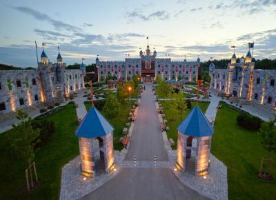 Hotel Legoland Castle