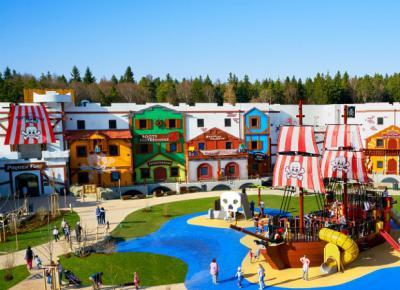 Hotel Legoland Pirate Island