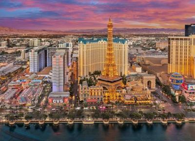 Revelion Las Vegas si Coasta de Vest