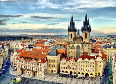 Piata de Craciun Praga si Dresda