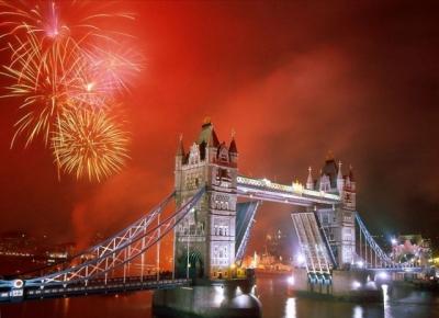 Revelion Londra