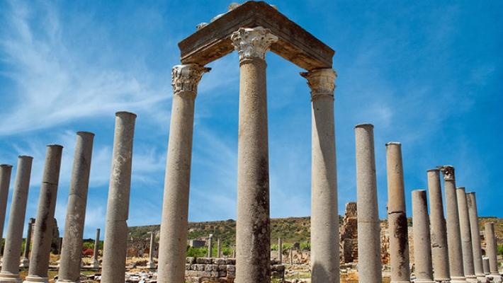 Obiective turistice Antalya 8