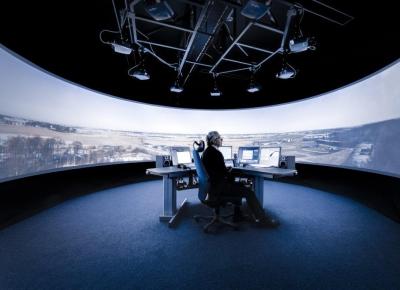 Primul turn de control al traficului aerian automat a fost pus in functiune