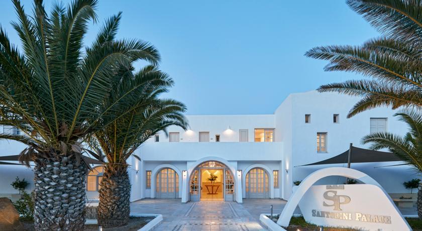 Hotel santorini palace for Cherche un hotel