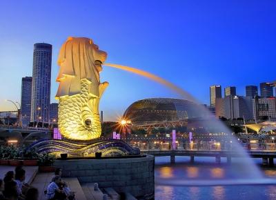 Circuit Thailanda - Malaezia - Singapore