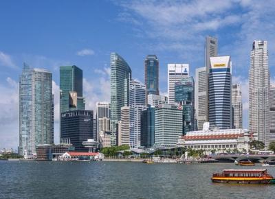 Revelion Singapore & Insula Bintan