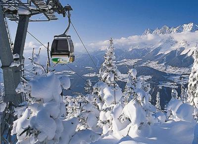 Revelion Ski Austria