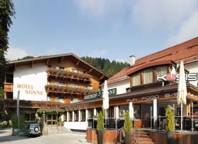 Hotel Sonne Fugen