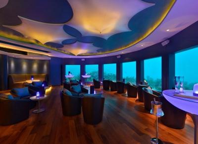 Clubul submarin din Maldive