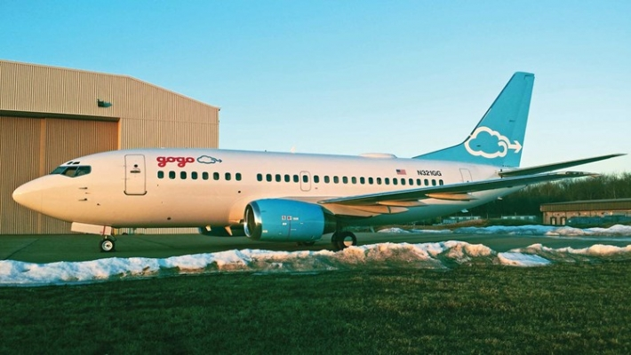 Wifi de generatie noua in avion 1