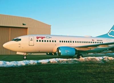 Wifi de generatie noua in avion