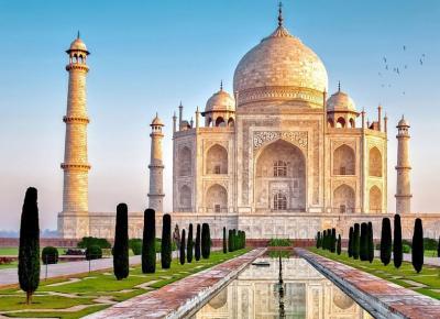 Paste India Triunghiul de Aur