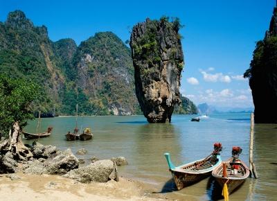 Paste Thailanda - Bangkok & Krabi