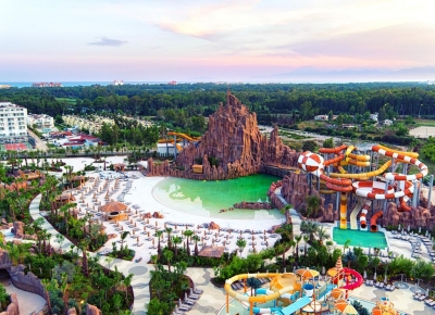 Hotel The Land of Legends Theme Park