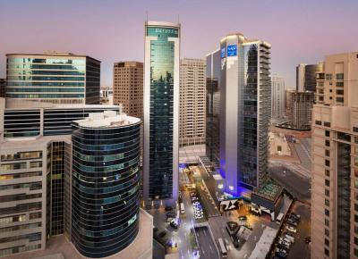 Hotel Tryp by Wyndham Barsha Heights