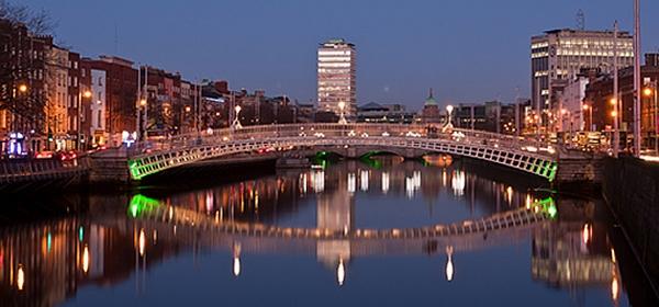 Noua campanie de branding a orasului Dublin 1
