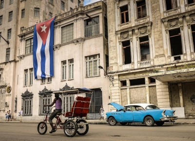 Turismul din Cuba in plina expansiune